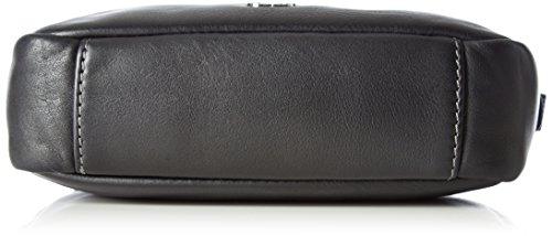 Gerry Weber Andalucia H, S 4080003614 Damen Schultertaschen 20x15x6 cm (B x H x T) Schwarz (Black 900)