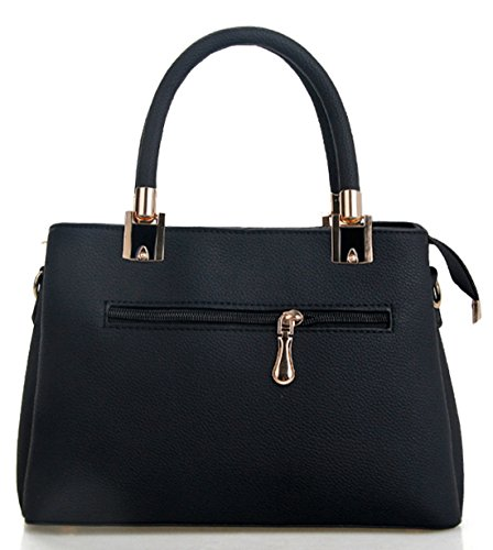 Maibaoma Pu neuer Stil Damen Handtaschen, Hobo-Bags, Schultertaschen, Beutel, Beuteltaschen, Trend-Bags, Velours, Veloursleder, Wildleder, Tasche Lila