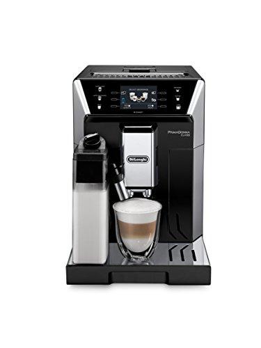 "De'Longhi PrimaDonna Class ECAM 556.55.SB Kaffeevollautomat |3,5"" TFT-Farbdisplay | Integriertes Milchsystem | APP Steuerung | 19 bar Pumpendruck | 2-Tassen-Funktion | Schwarz"