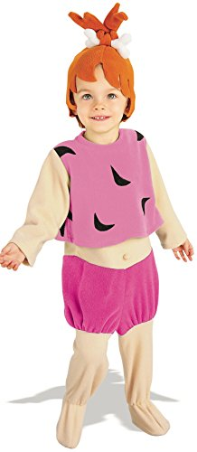 Rubie's Costume Pebbles Flintstone Toddler Costume by Rubie's Costume ()