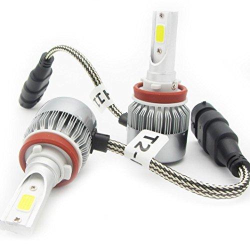 Preisvergleich Produktbild Omiky® 2017 Art und Weise H11 110W 20000LM LED-Scheinwerfer-Umwandlungs-Installationssatz-Auto-Lichtstrahl-Birnen-Fahrlampe 6000K