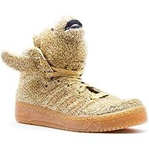 wholesale dealer bb5a4 1b35c adidas JS BEAR Zapatillas Sneakers Oro para Hombre Jeremy Scott