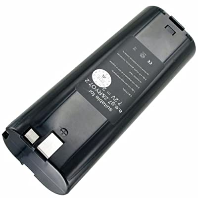 AccuCell batterie compatible pour AEG P7.2, ABSE10, ABS10, NiCD