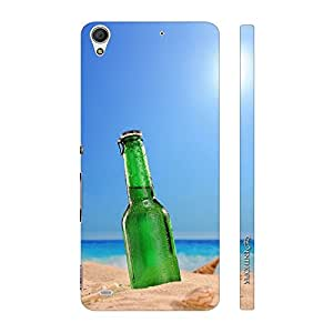 Enthopia Designer Hardshell Case Some Beer on The Beach Back Cover for Sony Xperia C4