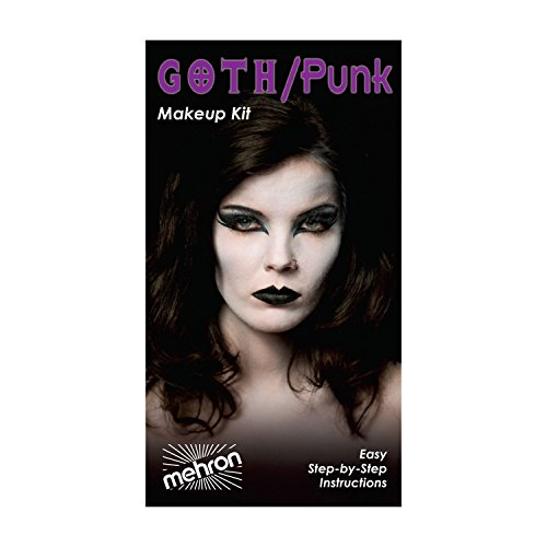 mehron Premium Character Makeup Kit - Goth/Punk