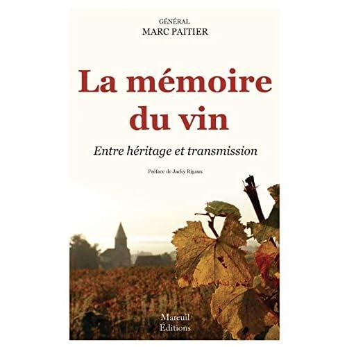 La mémoire du vin : Entre héritage et transmission
