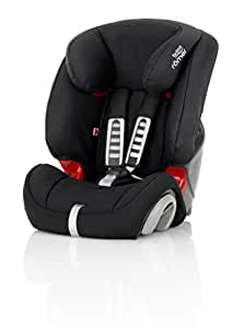 Britax Römer EVOLVA 123 Combination Car Seat, Group 1/2/3 (9 - 36 kg), Collection 2017, Cosmos Black