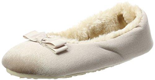 s.Oliver Damen 22101 Geschlossene Ballerinas, Beige (Cashmere), 39 EU