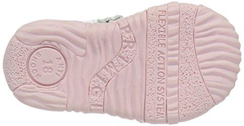 Primigi Pbf 7043, Chaussures Marche Bébé Fille Blanc (Bianco/multicol)