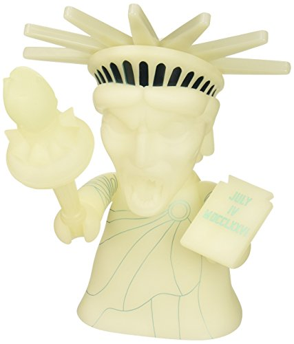 Doctor Who Vinyl Figur Titans Statue of Liberty Weeping Angel Glow-In-The-Dark 20 cm