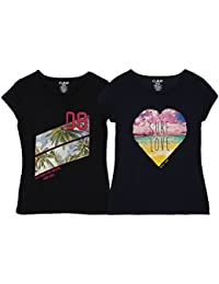 Ajile By Pantaloons Women's Flared T-Shirt
