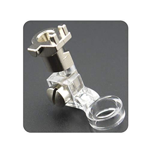 dreamstitch Bernina Old Style Lineal Fuß–Fuß Adapter 0019857000(# 77) und 1/10,2cm Low Schaft Klarheit klar Free Motion Patchwork Näharbeiten Nähfuß–dl-em-bo-p-ls