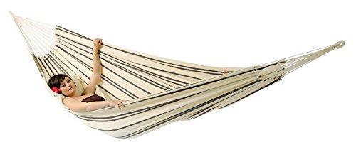 Amazonas hammock az-1018280 barbados amaca, cappuccino, beige, 340x150x5 cm