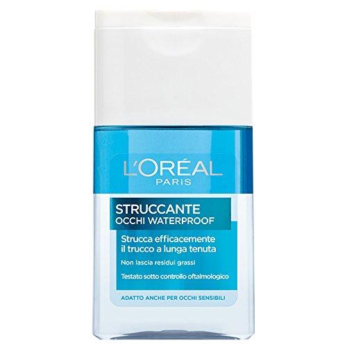 L'Oréal Paris Struccante Occhi Waterproof Strucca Efficacemente il Trucco a