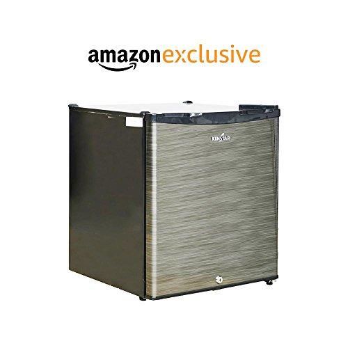 Kenstar NH060PSH-FDA/NC060PSH-FDW Direct-cool Single-door Refrigerator (47 Ltrs, Silky Grey / Silver Hairline)