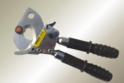 Gowe Durable Coupe Câble à cliquet pour couper cuivre & Aluminium Câble blindé sous 40 mm ou 300 mm².