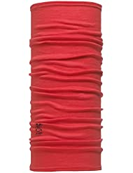 original buff light merino lana buff® solid cobalt - lana buff para unisex, color multicolor,  adolescente