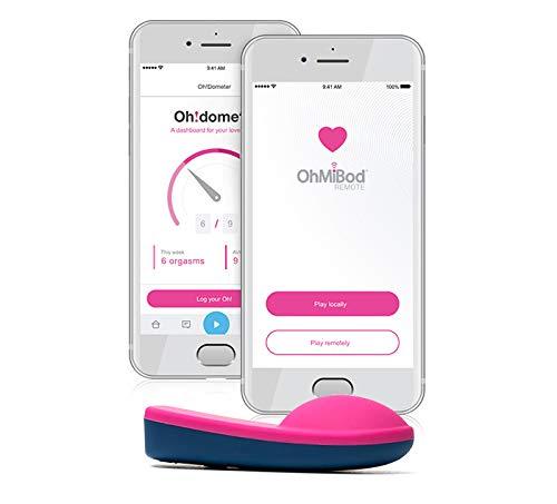 OhMiBod BlueMotion NEX 1 Panty Vibrador con Bluetooth