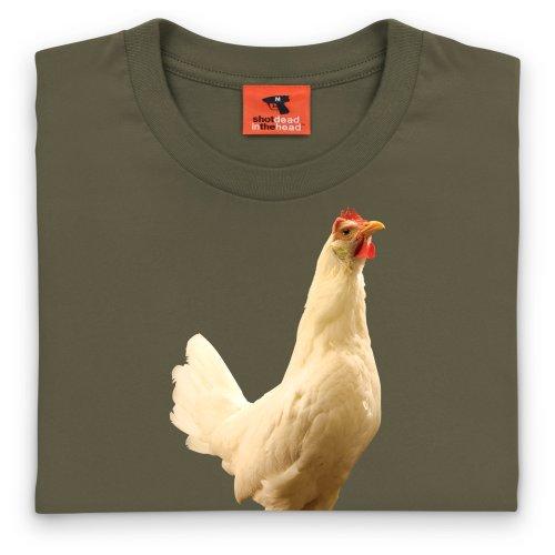 Hen Party T-Shirt, Herren Olivgrn