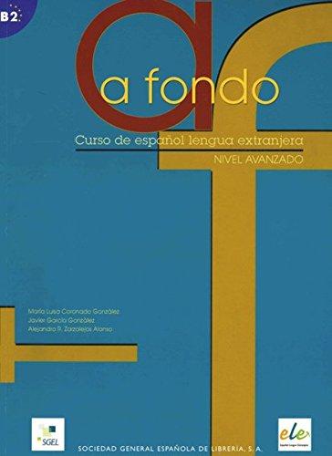 A fondo 01. Kursbuch: Curso de español lengua extranjera