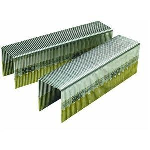Senco P15BAB 16 Gauge by 1-inch Crown by 1-1/4 inch Length Electro Galvanized Staples (10,000 per box) by Senco (1-zoll-16-gauge)