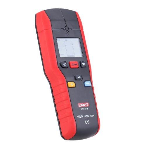 Uni-T ut387b Multifunktional Handheld Wand Ortungsgerät Metall Holz AC Kabel Finder Scanner -