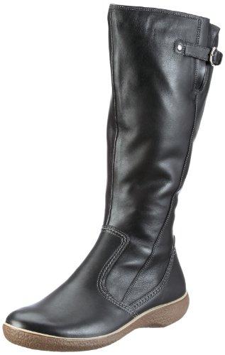 Ecco Shiver 51033, Stivali donna Nero (Schwarz/Black 1001)