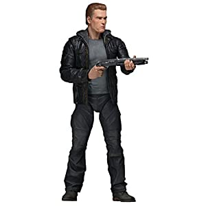 Neca T-800 Figurine Terminator Genesys, 18cm 4