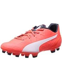 Puma Evospeed 4.4 AG Jr, Unisex Kids' Football Boots