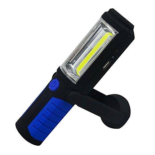 Eizur COB LED Luce da lavoro Lampada di ispezione Torcia