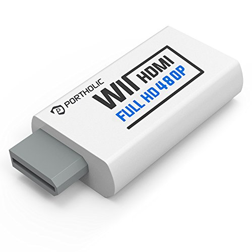 Wii zu HDMI Adapter Konsolen Adapter 480P