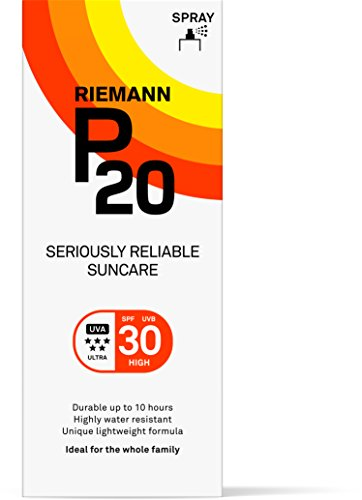 Riemann P20 Once a Day Sun Protection Spray with SPF30, 200ml - Single Pack