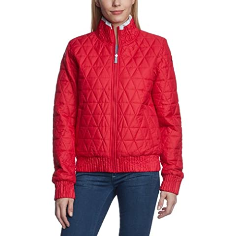 Nike Alliance Flip It - Chaqueta para mujer multicolor Distance Red/fusion Red/fusion Red Talla:L