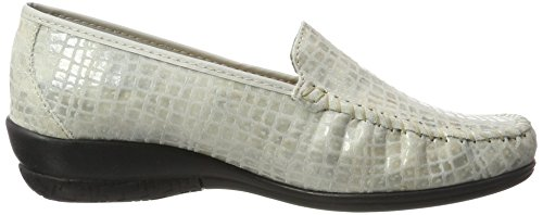 HHC, Mocassins Femme, Grau (Perla), 39 EUHans Herrmann Collection