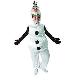 Costume carnevale Olaf (Pupazzo di neve)