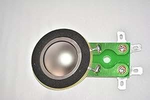 diaphragme tweeter corne Haut-parleur- remplace Peavey 30777060. 70777060,8Ohm