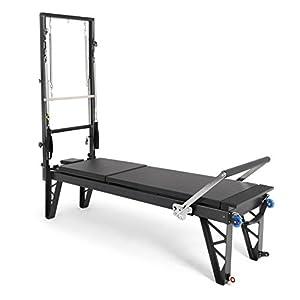 Reformer Pilates de Aluminio HL 4 Con Torre