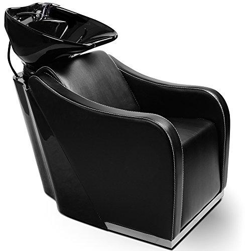 Shampoo salone parrucchiere poltrona lavaggi da barbiere lavatesta bacino sedia indietro wash lavello spa 255149