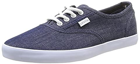 Levi's Palmdale 223122, Damen Sneakers, Blau (17), 39 EU
