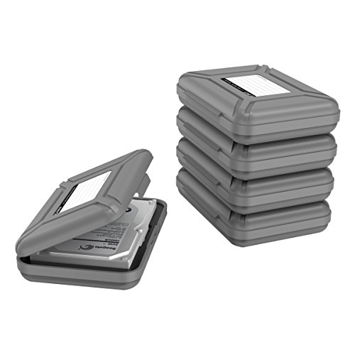 orico-hard-drive-protective-case-35-grey-pack-of-5-35-inch-hdd-protector-storage-protection-box-for-