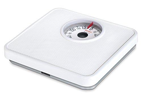 Soehnle 61098 Pesa persona meccanica Tempo White 130 kg