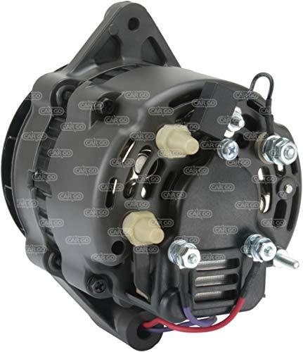 Lichtmaschine HC-CARGO 110959 OMC Mercruiser Mercury Marine MANDO Typ 12/14 Volt 55 Amp -