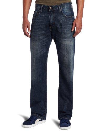 Levi's Herren Jeanshose Blau Indie Blue 33 W/30 L (Loose Jeans Levis Fit)