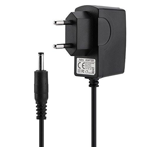 Aukru 6V Netzteil Ladegerät Ladekabel für Philips Avent SCD501/00 DECT Babyphone Baby-Einheit