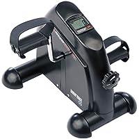 Ultrasport Minibicicleta Mini Bike para el entrenamiento de brazos y piernas, minibicicleta estática, MB 50