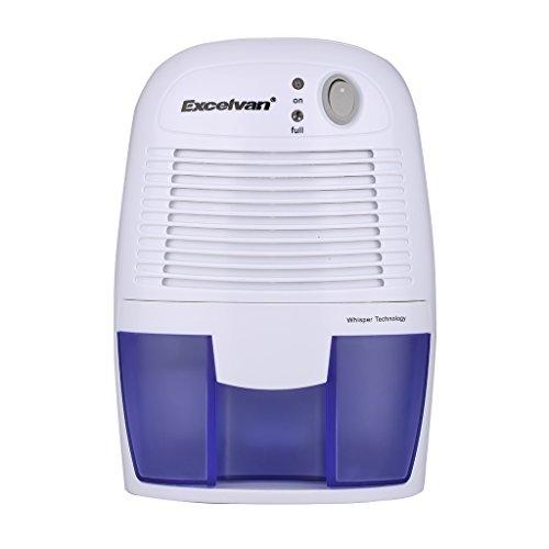 Mini Luftentfeuchter | Raumentfeuchter mit 500ml Wassertank