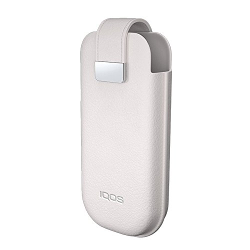 IQOS LEATHER POUCH - WHITE COPPER