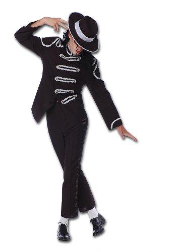 Disfraz Adulto REY DEL POP (Michael)