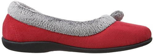LOTUS Harriet, Damen Halbschuhe/Slipper Rot