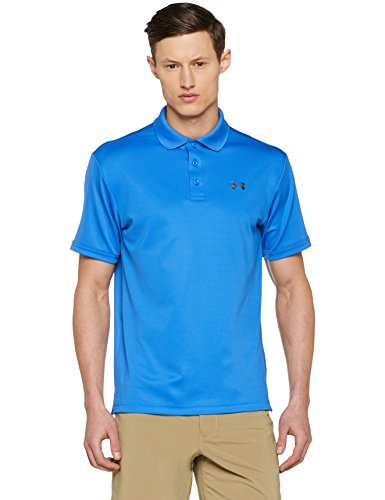 Under Armour Herren Ua Performance Polo Kurzarmshirt Mediterranean